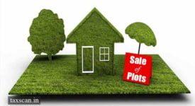 Sale Plots - Taxscan