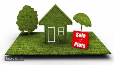GST - Sale Proceedings - Sale Plots - Taxscan