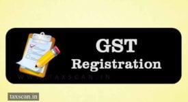 GST Registration - AAR - Taxscan