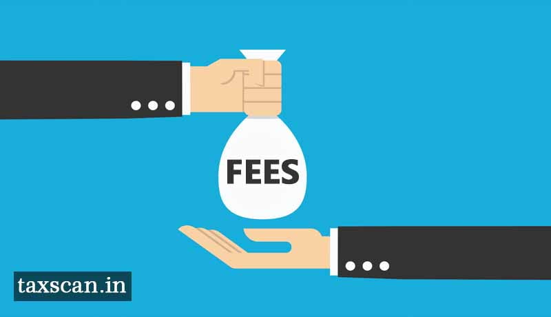 Late Fee can't impose without passing of Speaking Order