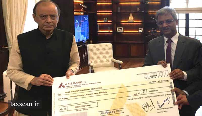 Kerala Flood Relief Fund - ICAI - Taxscan