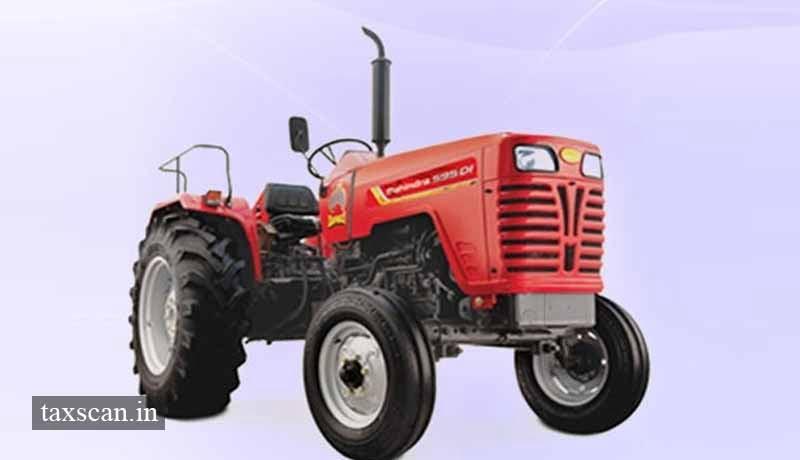 Tractor Cess - CESTAT - Taxscan