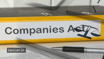 Companies Amendment - Taxscan