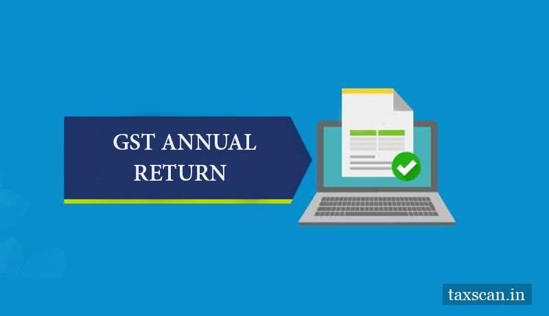 File GSTR-9 - GST Annual Returns - Annual Return GST - Taxscan