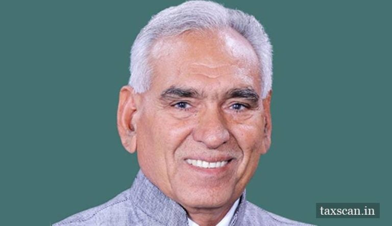 Minister C R Chaudhary enumerates Effect of Angel Tax on Indian Startup Ecosystem