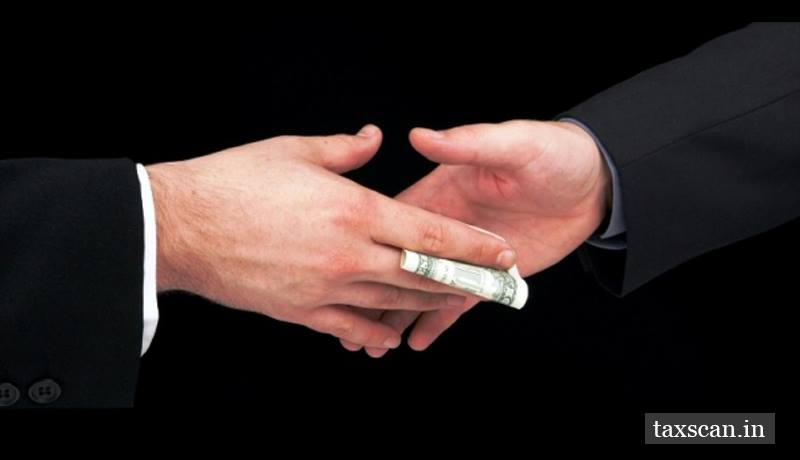 Central Excise Bribery