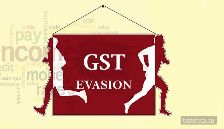 GST Dept unearths Evasion using fake Firms