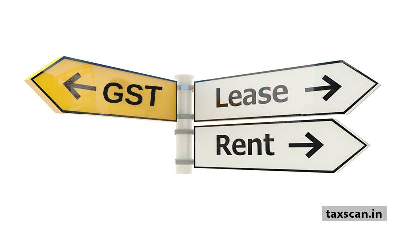 Lease Rent - GST