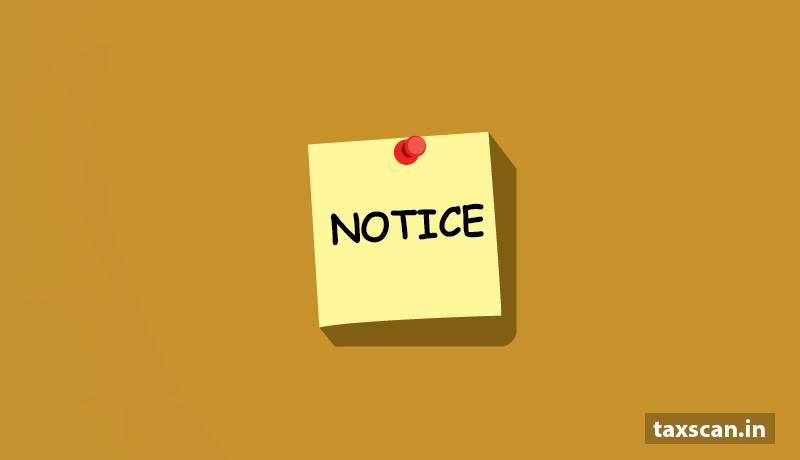 Income Tax Notice - Taxscan