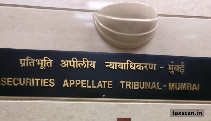 Justice MT Joshi - Securities Appellate Tribunal - SAT - Taxscan