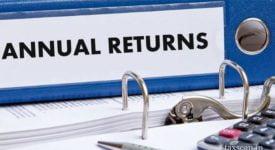 Annual Return GST