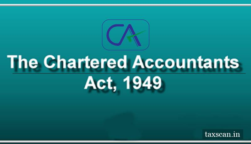 Chartered Accountants Act