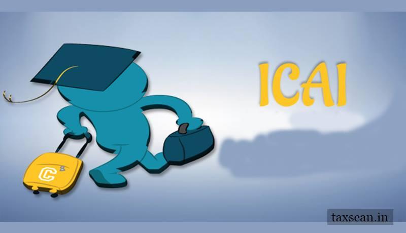 ICAI - CPE Programmes - Taxscan