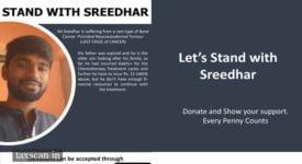 Stand the Sreedhar - Taxscan