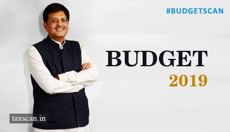 Budget 2019 - Budget Scan - Budget - Piyush Goyal - Taxscan