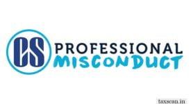 ICSI Misconduct