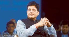 Piyush Goyal - CA - Budget - Taxscan
