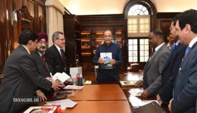 Arun Jaitley - GST Refunds - GST - Taxscan