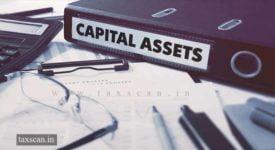 Capital Assets - ITAT - Taxscan