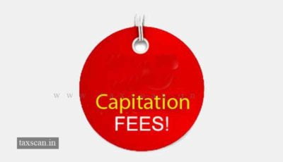 Capitation Fee - ITAT - Taxscan