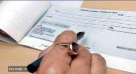 Cheque Dishonour - GST - AAAR - Taxscan
