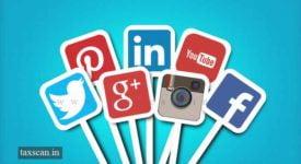Social Medias - Income Tax Department - Taxscan