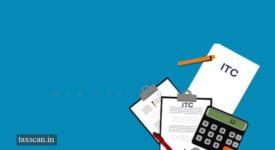Blocked Credits - GST - Taxscan