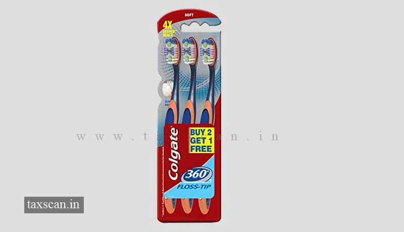 Toothbrushes - CESTAT - Excise Duty - Taxscan