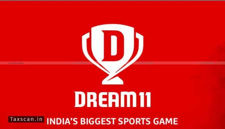 GST on Dream11 Game: SC dismisses SLP as matter pending before Bombay High Court [Read Order]