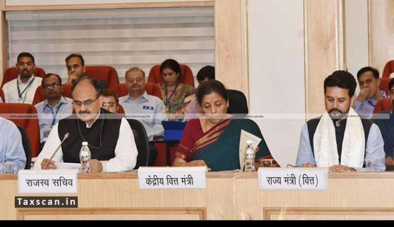 Significant Decisions on GST Rates on Certain Goods and Services in 39th GST Council Meeting