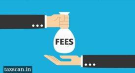 Listing Fees - Participation Fees - GST - Fees - Taxscan
