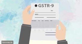 GSTR-9 - GSTN - Taxscan