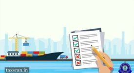 MEIS - GST RFD-01A - IGST Refunds - GST - Customs - Exports - Taxscan