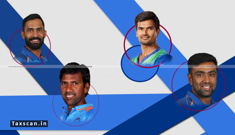CSK players - Service Tax - Taxscan