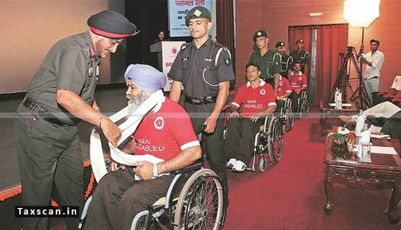 Income Tax Exemption - Disabled Personnel - Jawans - Taxscan