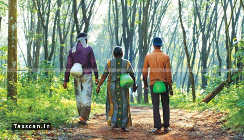 Labour Services - Forest Department - Taxscan