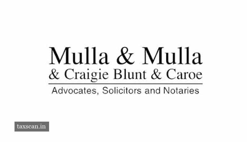 Retiring Partners - Mulla - TaxscanRetiring Partners - Mulla - Taxscan