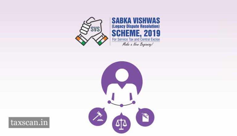 Finance Ministry reveals details of settlements done under Sabka Vishwas – Legacy Dispute Resolution Scheme