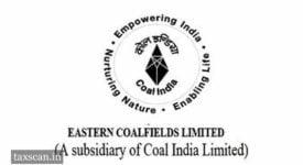 Eastern Coalfields Limited - Taxscan