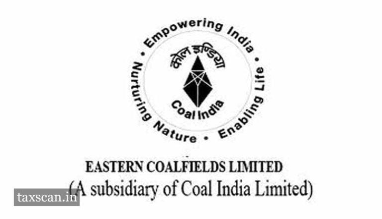 57 CA / ICWA Vacancies in Eastern Coalfields Limited