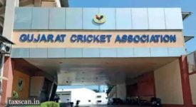 Gujarat Cricket Association - Taxscan