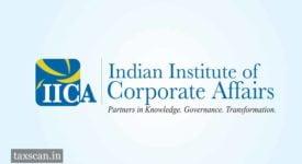Indian Institute of Corporate Affairs - Taxscan