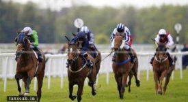 Prize Money - GST - Horse Race - Taxscan
