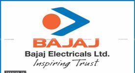 Bajaj Electricals - Jobscan - Taxscan