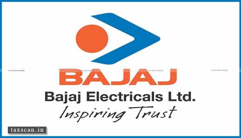 Bajaj Electricals hiring CA, CMA and CS