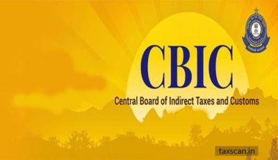 DIN - CBIC - Taxscan