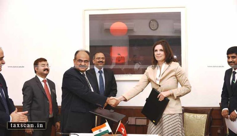 India and Switzerland holds Secretary-level Bilateral Meeting to discuss enhanced cooperation in fight against Tax Evasion