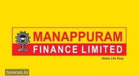 Manappuram Finance - Taxscan