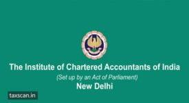 Peer Review Certificate - ICAI - Taxscan