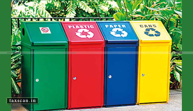 Solid Waste Management - GST - Taxscan